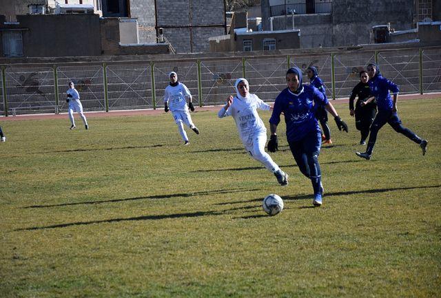 اسامی داوران هفته هشتم لیگ برتر فوتبال بانوان