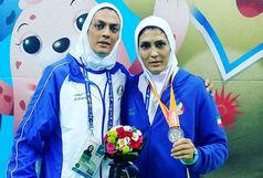 طلای بازیهای آسیایی جاکارتا بهترین عیدی من به مردم ایران است/ ببینید