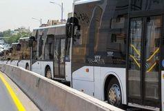 اتوبوسرانی اصفهان به طور کامل فعال شد/28دستگاه اتوبوس به طور کامل از بین رفت