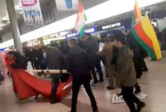 درگیری کردها و ترکها در آلمان