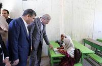 تعهد سازمان منطقه آزاد چابهار به بازسازی ۲۸۶ مدرسه در مناطق سیل زده