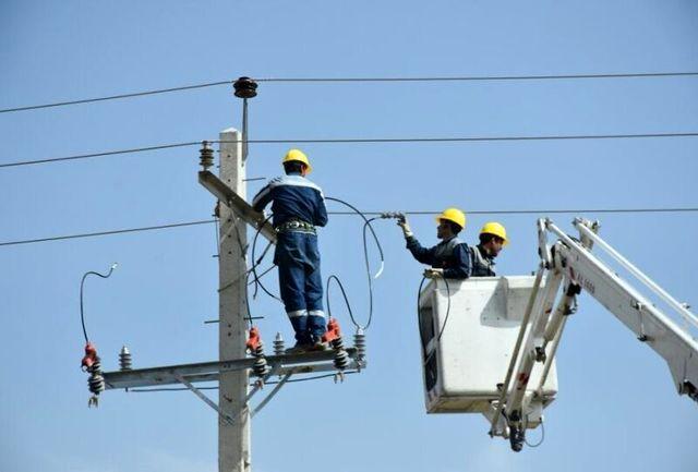 اتصال برق مناطق زلزله زده خوی و سلماس