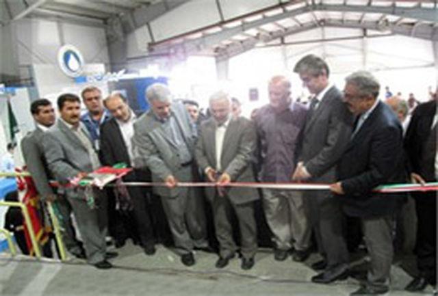 دهمین نمایشگاه بینالمللی و بازرگانی ارومیه آغاز به كار كرد