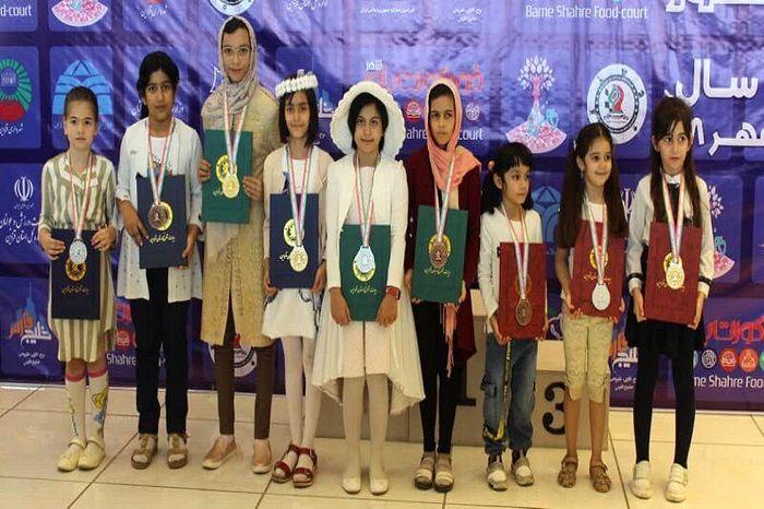 رقابتهای شطرنج دختران کشور در قزوین پایان یافت