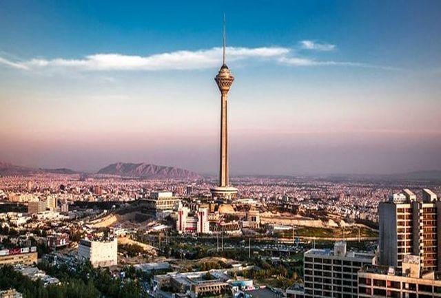 هتلهای پنج ستاره تهران