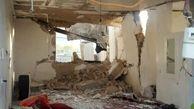 یک کشته و 7مجروح بر اثر انفجار منزل مسکونی در لرستان