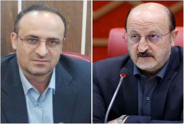 محمد سلیمانی سرپرست بخشداری خرمدشت شد