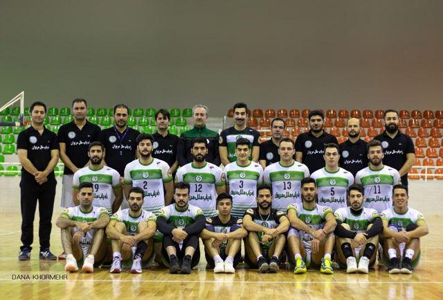 آغاز رقابت های والیبال لیگ برتر کشور با حضور نماینده استان / مصاف راه یاب ملل کردستان و فولاد سیرجان در گام نخست