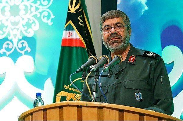 واکنش سخنگوی سپاه به اظهارات منتسب به سردار مرتضی قربانی