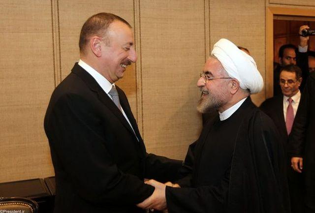 تحول بزرگی در سطح روابط تهران - باکو ایجاد شده است