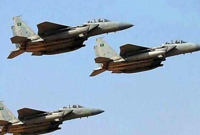 عربستان سعودی 20 بار به روی استان مأرب بمب ریخت