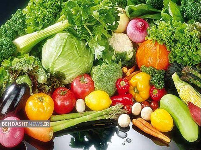 میوه هایی برای رفع سریع نفخ شکم