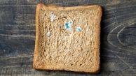 آیا می شود قسمت سالم نان کپک زده را خورد؟