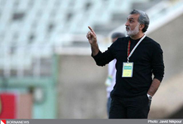 فرکی: میخواهند ما را وارد حاشیه کنند/ دوست دارم برانکو به ایران برگردد