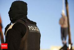 اعدام علنی سارقان مسلح در شیراز