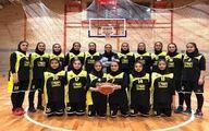 پیروزی بانوان بسکتبالیست سپاهان بر  کرمانی ها و ادامه صدرنشینی