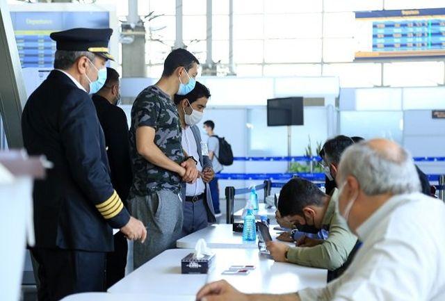 استقرار دو شعبه اخذ رای در فرودگاه امام خمینی (ره)