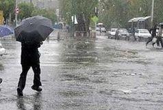 باران همچنان مهمان خوزستان است/ آبادان گرم ترین نقطه استان