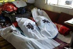 گاز گرفتگی زن جوان و 2 پسر 9 ساله و هفت ماهه توسط قاتل خاموش