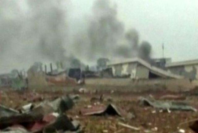 انفجار وحشتناک 15 کشته و 500 مجروح برجا گذاشت+جزییات
