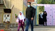 اصراری و اجباری برای حضور دانشآموز در کلاس درس نیست/روند شیوع کرونا خوزستان با شیب بسیار اندک و جزیی صعودی است