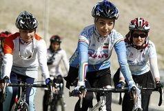 همایش دوچرخه سواری بهمناسبت روز زمین