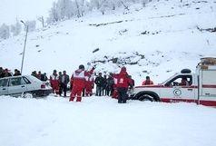 برف و کولاک در 9 استان/ 26محور امدادرسانی شده اند