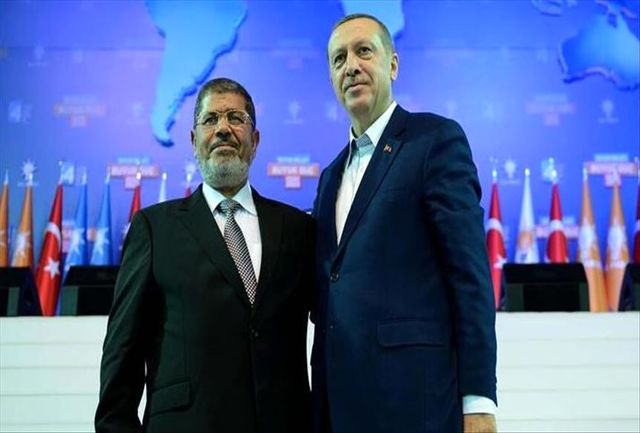 انتقاد شدیداللحن اردوغان از السیسی