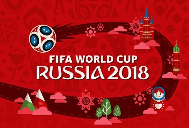 حال و هوای ورزشگاه سن پترزبورگ پیش از بازی ایران و مراکش