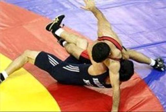 اردوی تیم ملی کشتی فرنگی جوانان برگزار میشود