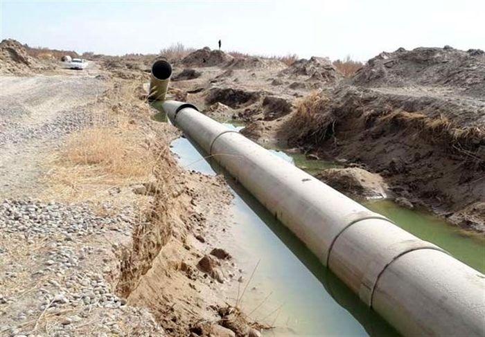انتقال آب در کشور  موضوعی پرتنش است