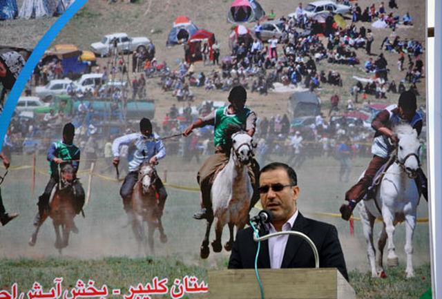 جشنواره فرهنگی ورزشی عشایر آذربایجان شرقی باید توسعه یابد
