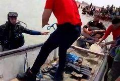 از آب گیری جسد جوان ۳۰ ساله از رودخانه کارون اهواز