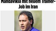 گزارش بیلد از حضور مهدویکیا در تیم ملی امید