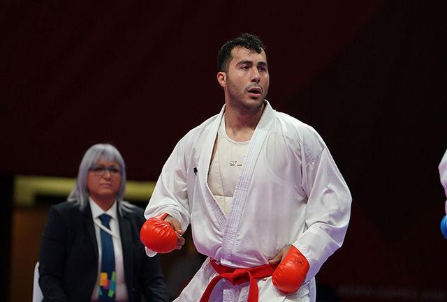 بهمن عسگری در صدر رنکینگدارهای المپیک 2020