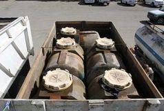 30 هزار لیتر گازوئیل قاچاق در ایرانشهر کشف شد