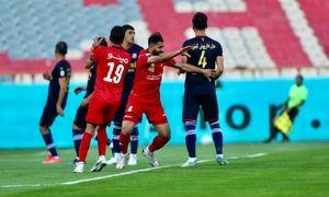 پیروزی قرمزها در شب گلزنی آلکثیر/ پرسپولیس با صدرنشینی به استقبال لیگ قهرمانان آسیا رفت