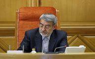 وزیر کشور روز خبرنگار را تبریک گفت