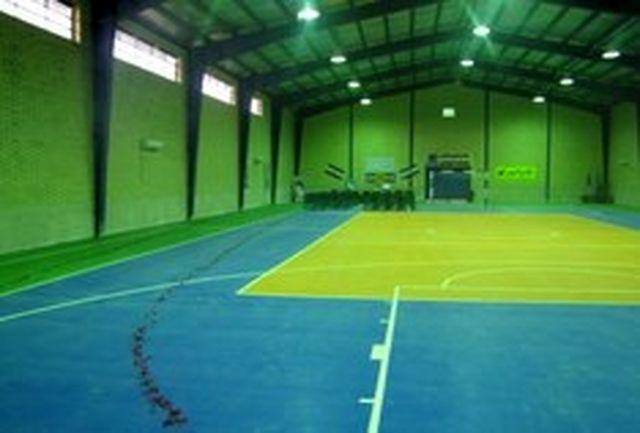 افتتاح سالن ورزشی چند منظوره مارم فین بندرعباس