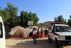 تمامی مصدومین به دلیل آسیب های ناشی از ترس و فرار دچار جراحت شده اند/آماده باش بیمارستان های استان