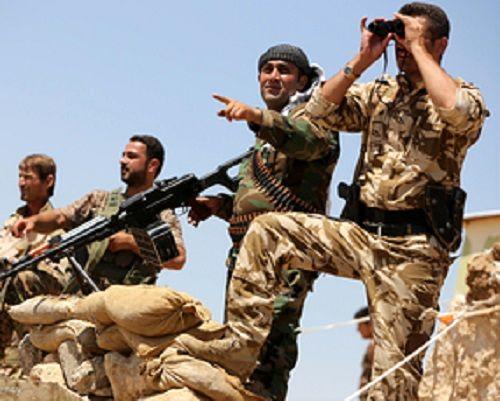 کُردها آماده مقابله با ترکیه/ روستاهای ترکیه تخلیه شد