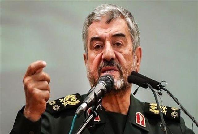 واکنش تند فرمانده کل سپاه به اظهارات سخیف پمپئو