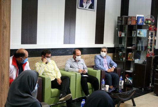 آماده امضا تفاهمنامه با جمعیت هلال احمر همدان هستیم/استفاده از ظرفیت شورای اجتماعی محلات در بحرانها