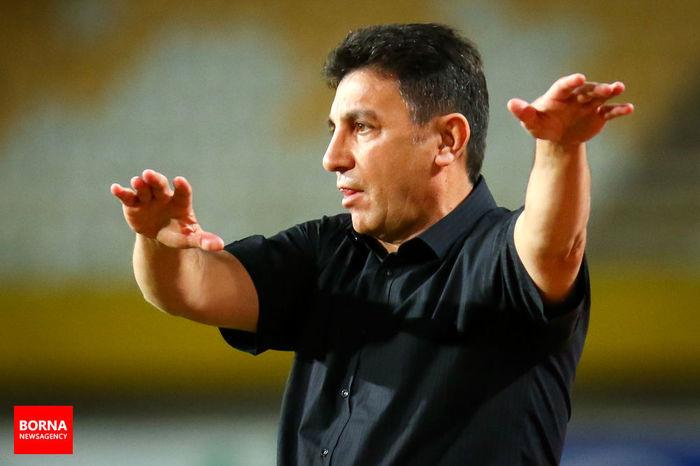 قلعهنویی: ذوبآهن بدون موقعیت گل زد/ فوتبال ما را تنبیه کرد