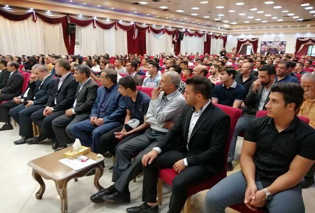 همایش همدلی خانواده موی تای برگزار شد