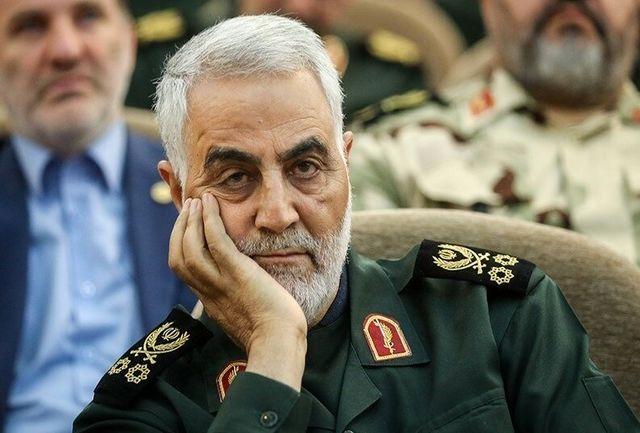 توصیه حاج قاسم سلیمانی به مجلس عراق