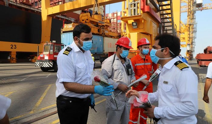 حدود یک چهارم دریانوردان ایرانی در هرمزگان فعالیت دارند