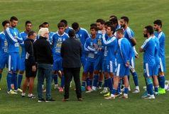 خبر بد برای استقلال قبل از بازی با الهلال!