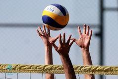 سیمان الف هرمزگان قهرمان رقابت های والیبال ساحلی کارگران کشور شد