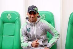 نخستین بازیکن ایرانی لیگ اسکاتلند در سلتیک توپ میزند+عکس